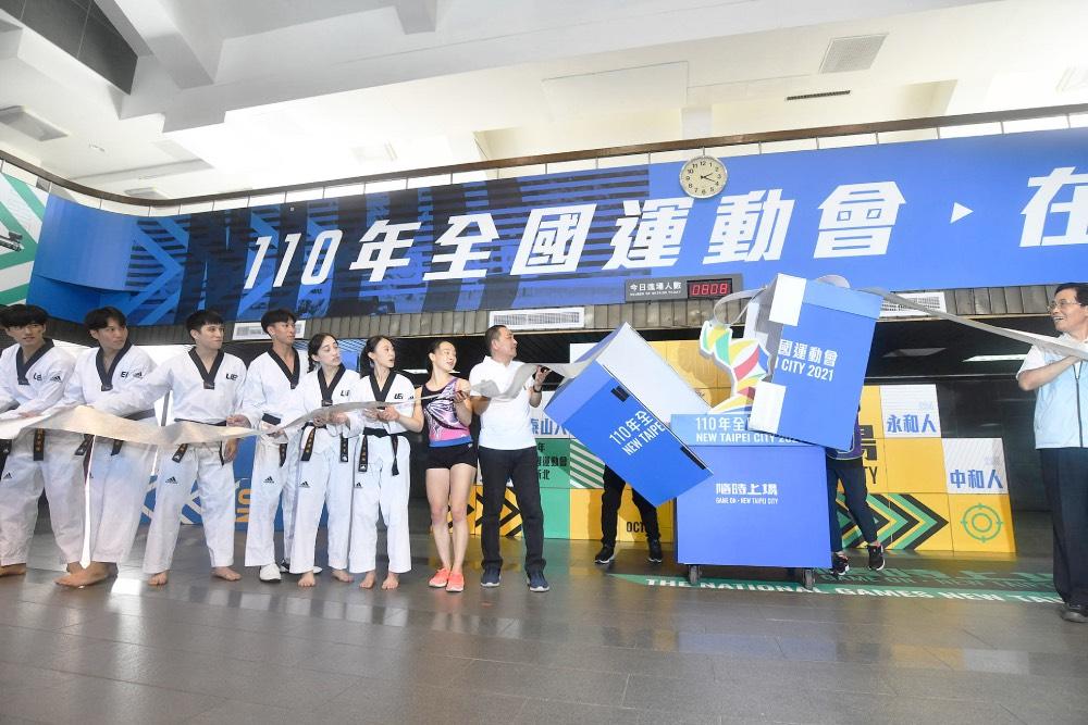 侯友宜鎖定東京奧運對尬 辦全國運動會要選手「隨時上場」