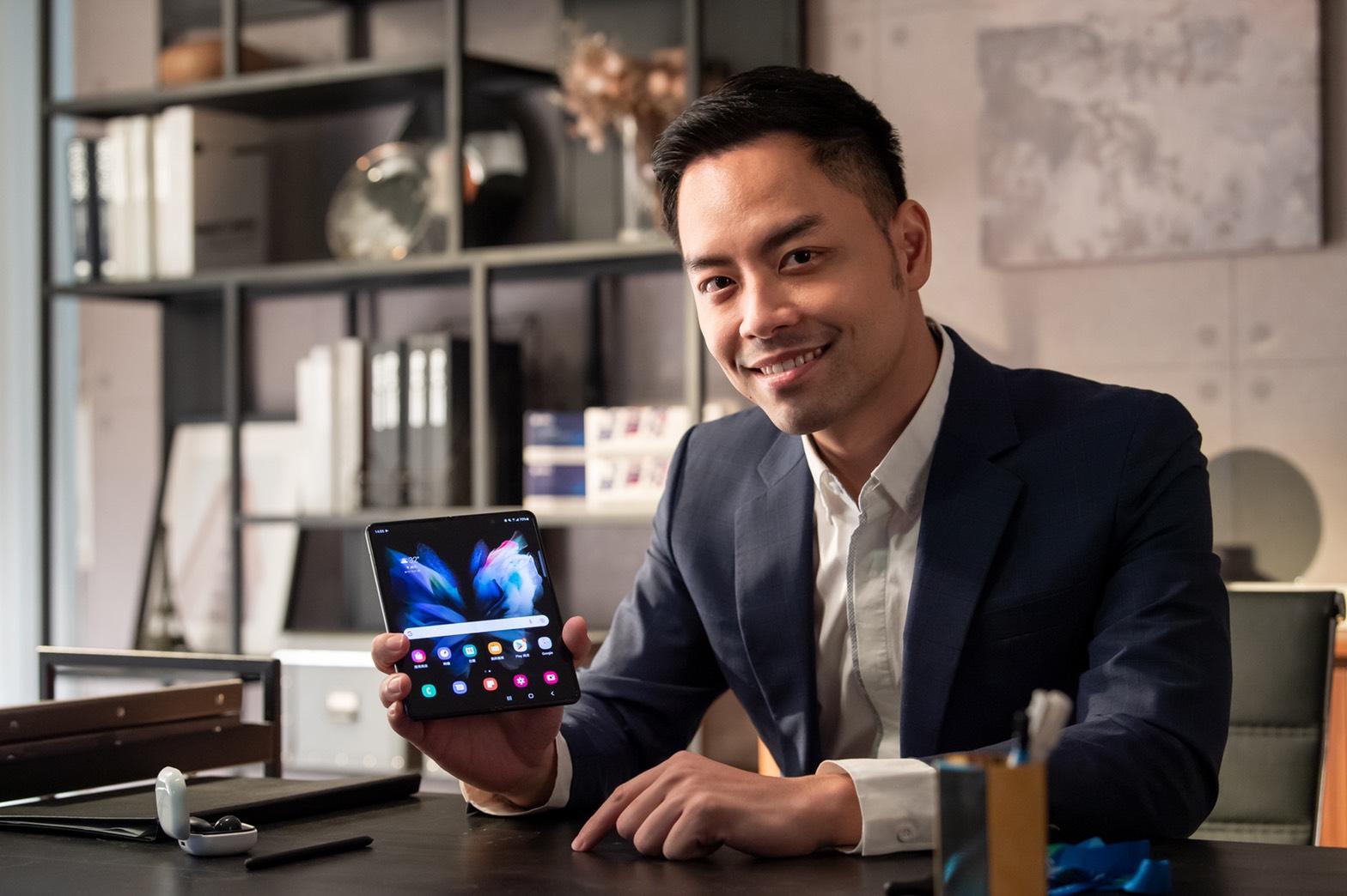【有影】Galaxy Z Fold3︱Flip3 5G摺疊旗艦登台 有感降價進軍主流手機市場