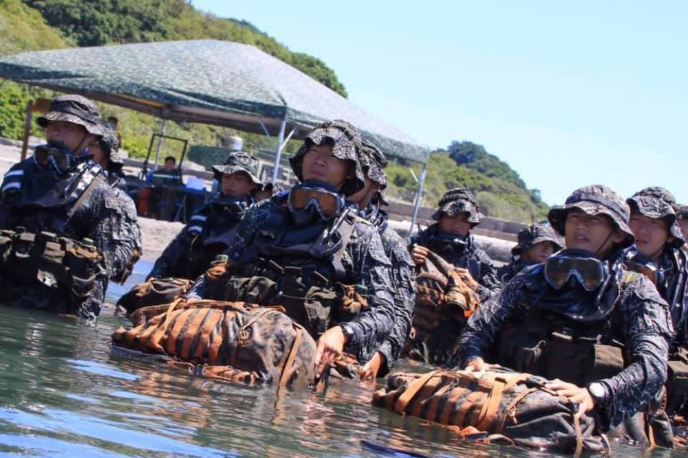 漢光演習是表演?海軍司令部駁吳怡農 指外離島亦須增援
