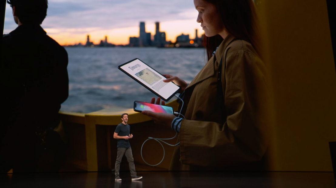 癮觀點: iPad Pro 改 USB Type-C 是妥協還是產品定位使然?