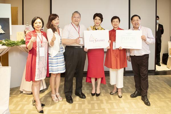 坦莎美魅力學院院長陳美菁發表最新天然香氛概念C11