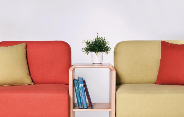優渥實木《哥本哈根系列》家具 小城實木沙發