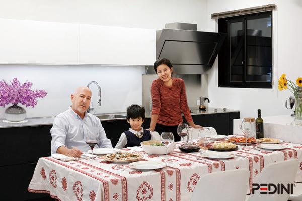 Brand Heritage從廚房凝聚全家核心 營造義式居家時尚