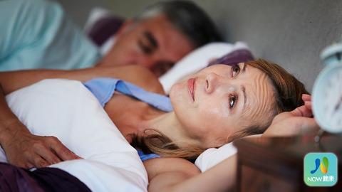 有睡眠困擾的人 研究:罹患心腦疾病風險增加