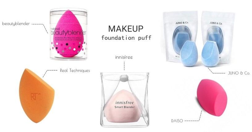 PTT、Dcard超夯5顆「美妝蛋」評比推薦!詳解適合膚質、妝效,輕鬆畫出無瑕透亮底妝!