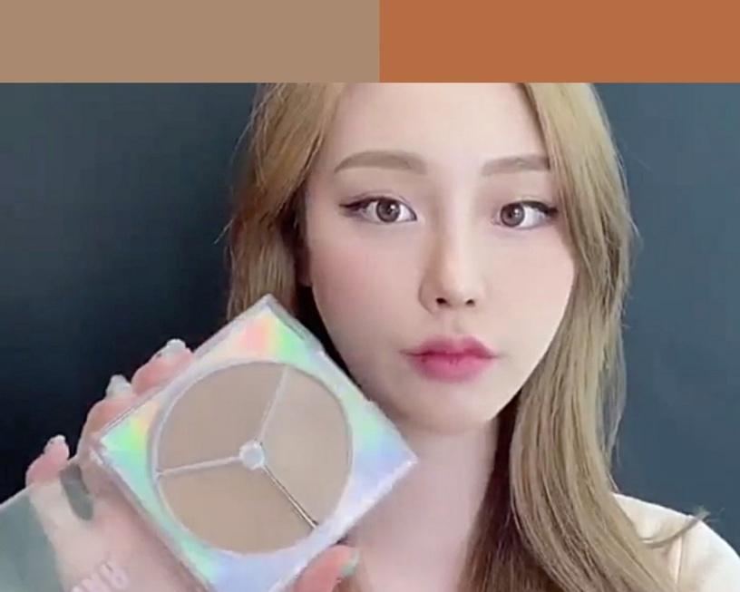 化妝師親授「韓系修容」技巧!韓星小V臉修容重點,短下巴延長下顎線、臉型更纖瘦