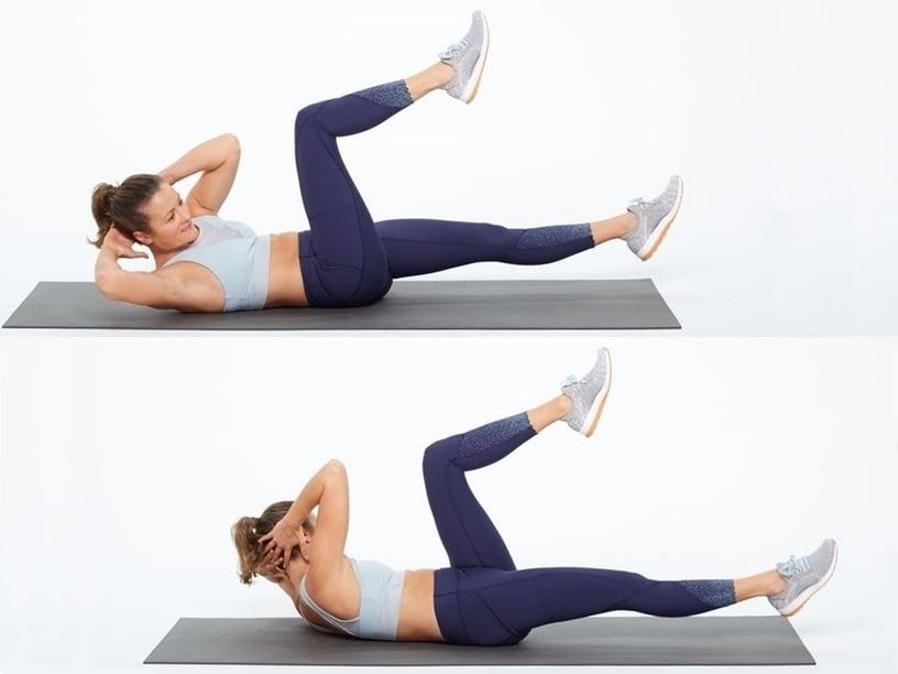 快速瘦下7公斤!韓國話題「30天減肥挑戰」,減肥菜單+燃脂運動、短期瘦身不復胖