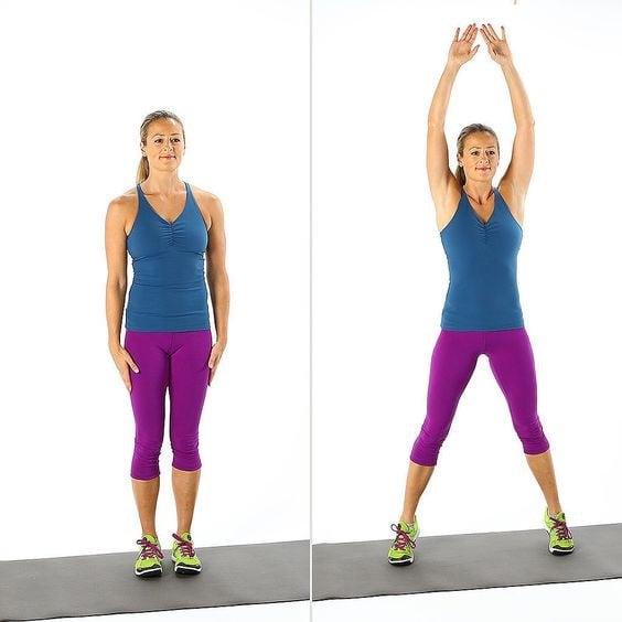 減脂必看!5個高強度「燃脂運動」,深蹲、波比跳、捲腹這樣做效率高,燃脂效果翻倍!