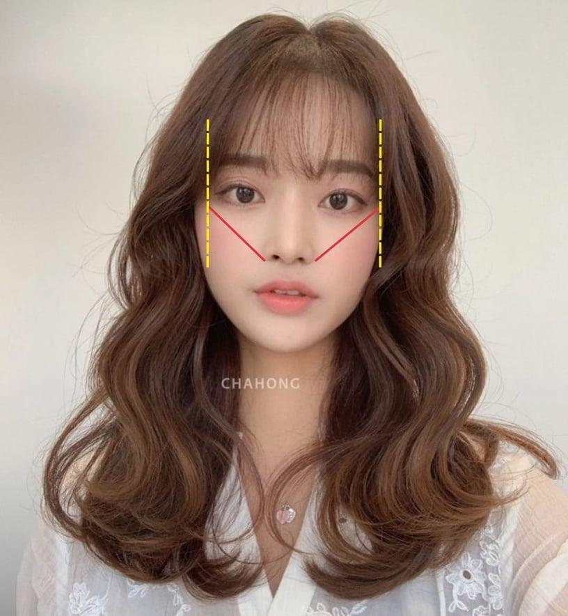 剪對瀏海瘦臉!髮型師授「適合自己臉型的瀏海寬」如何剪,空氣/八字瀏海怎麼選不踩雷