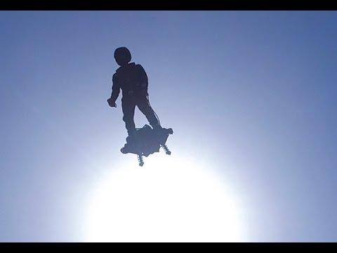 現實版「觔斗雲」出世!遨遊天空成為空中飛人不再是夢想了!最高極速竟然可已達到每小時...