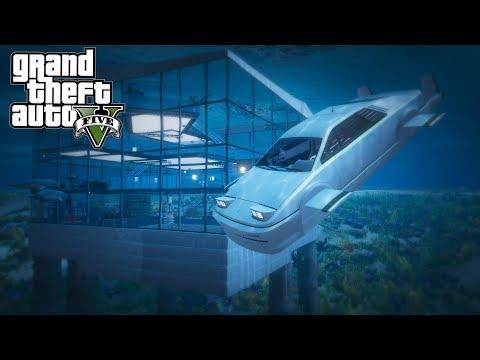 GTA5厲害了我的哥! 水下豪宅!