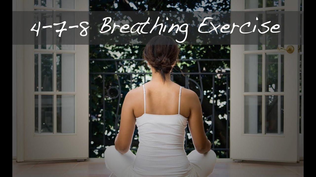 你有失眠困擾嗎?國外網站教你睡前「478呼吸法」,保證你60秒就能入睡哦!