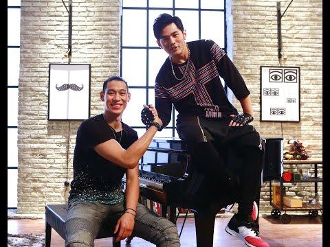 周杰倫新歌MV邀請林書豪尬球又尬鋼琴,超可愛的幽默互動讓人大呼「這個組合有毒」!