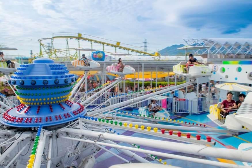 台灣也有好玩樂園!六福村、麗寶樂園、小人國等八大樂園票價優惠、特色介紹