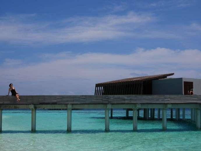 人生不去不行的國家 -【馬爾地夫】無敵海景水上屋~看著看著心就飛走了
