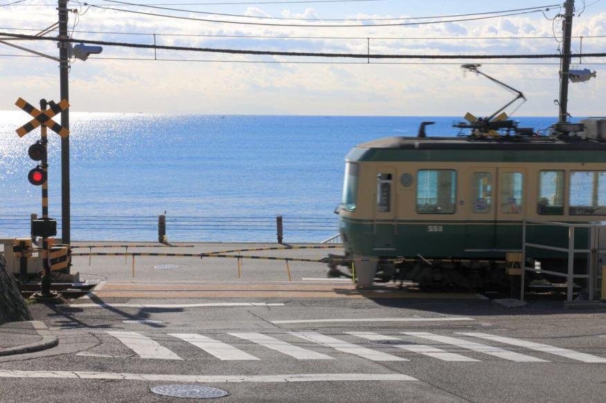 【東京鐮倉、江之島懶人包】擁抱東京近郊,悠閒散策2路線公開...(漫畫灌籃高手場景也在這)