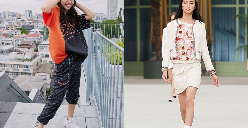 「最狂星二代」木村光希,秀服私服都能引發熱搜!美醜不重要,她的穿搭就是吸睛...