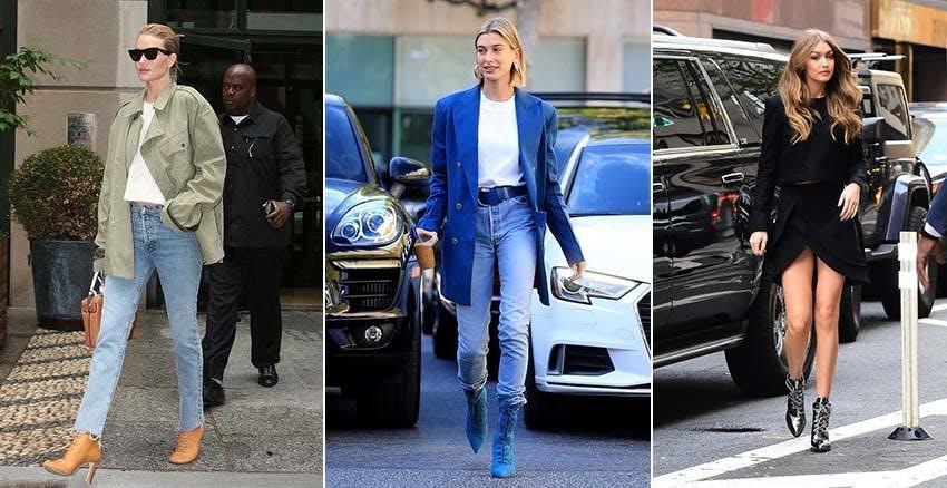 穿膩了中性馬丁靴?套上尖頭繫帶靴,走路自帶超模氣勢,潮人點名度最高的5種款式...