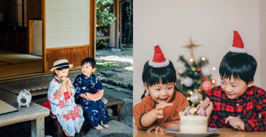 簡直一本童裝型錄!這位日本媽媽太會拍,5招必學!網友:你家小孩也萌的太犯規!