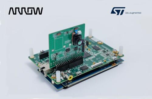 艾睿電子推出由意法半導體X-CUBE AI驅動的熱傳感解決方案