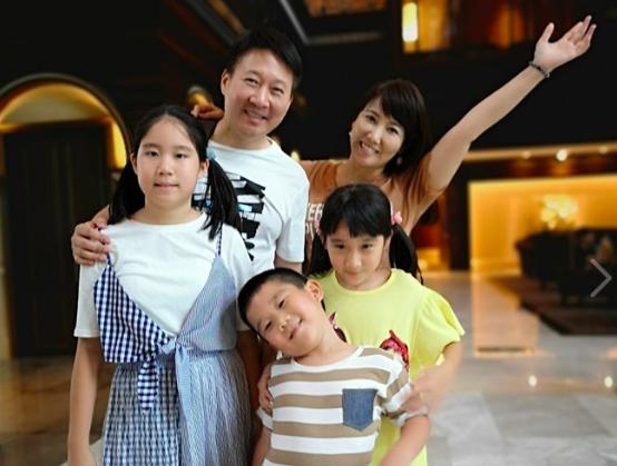 浮沉政治路 蔡沁瑜偕夫伴女抗癌有洋蔥
