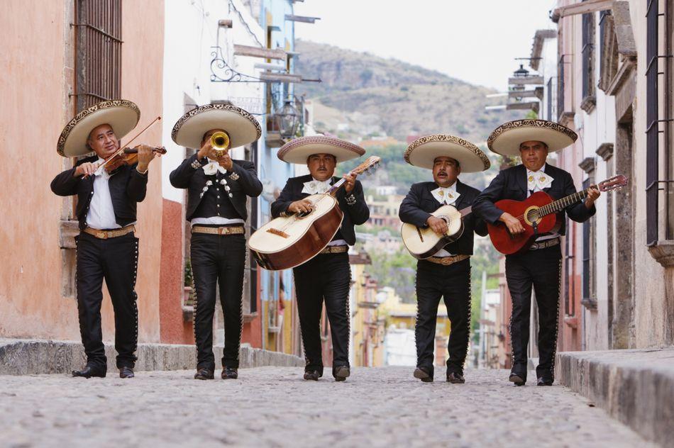 穹宇涉獵》墨西哥旅遊促銷中的幽靈