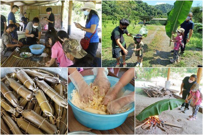 九寮溪生態野趣多 獵人學校帶您探訪人與大自然的生活智慧