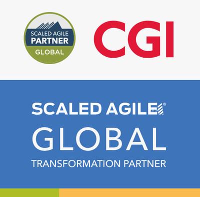 Scaled Agile選擇CGI作為全球轉型合作夥伴