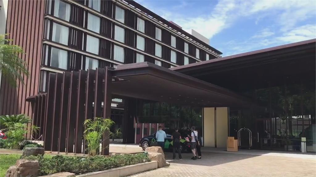 46人疑食物中毒掛急診!宜蘭五星級酒店餐廳遭勒令停業