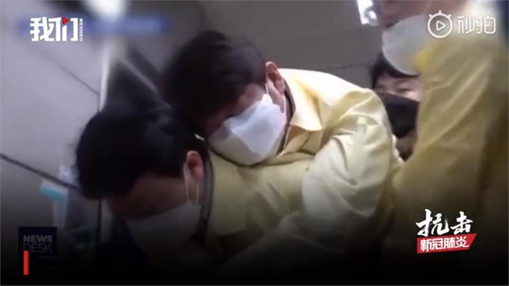 武漢肺炎/南韓大邱疫情慘重 市長會議結束後昏倒送醫