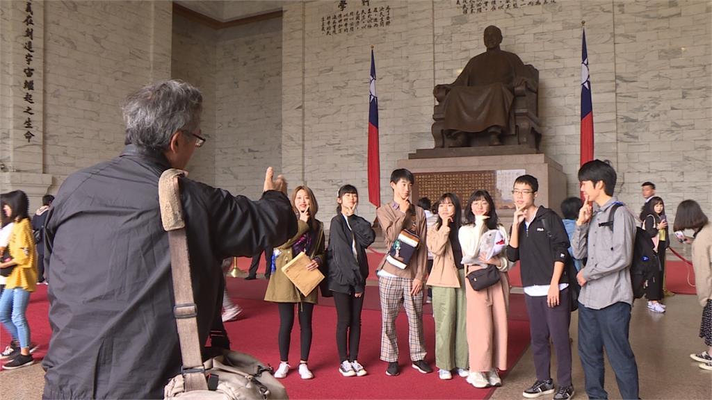 日本高中生瘋遊台灣!來台人次10年增15倍