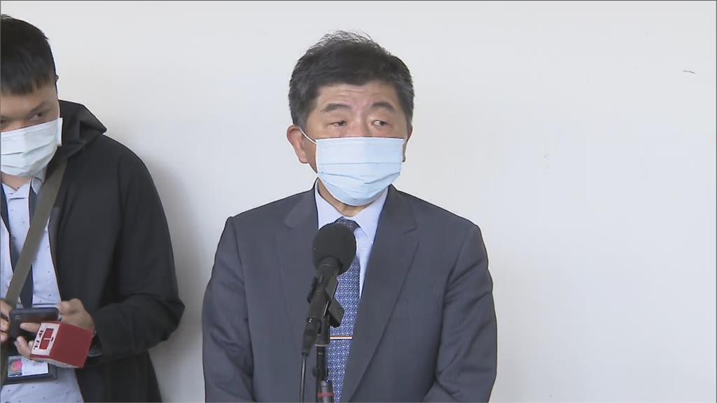 快新聞/2機師確診 陳時中:本土感染可能性低