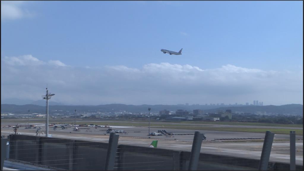 桃機二航廈觀景台試營運 近距離見起降超震撼