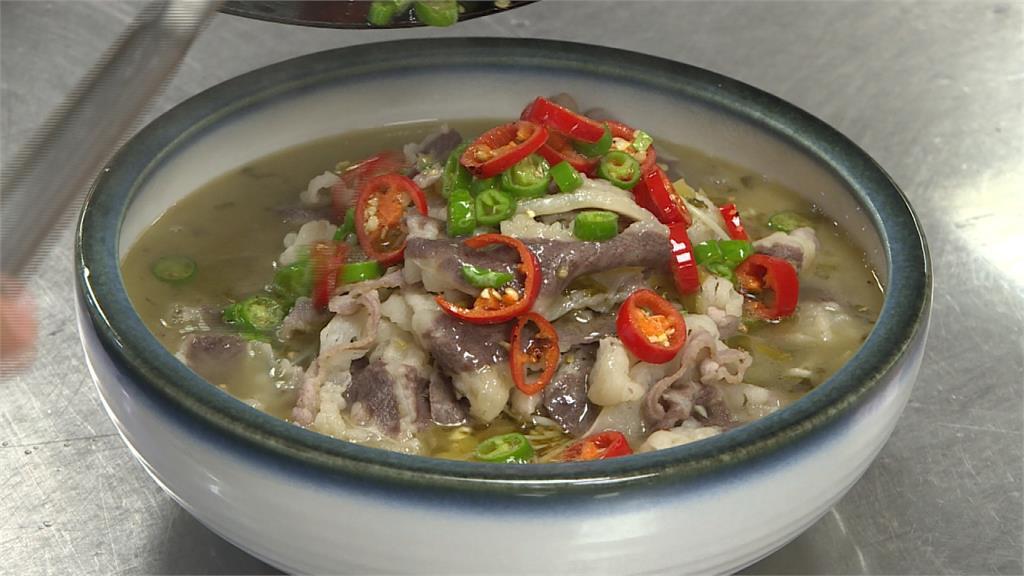 藤椒油入菜增加風味 夏天吃川菜清爽不油膩