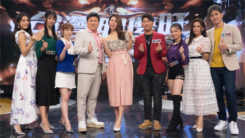 《台灣那麼旺》阿卡貝拉男高音華烜慶來挑戰!金牌得主氣勢不凡
