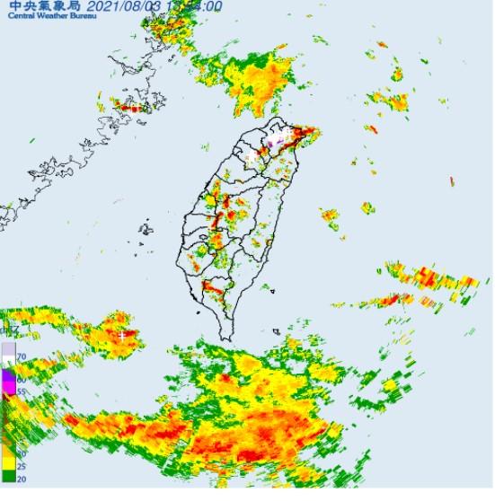 快新聞/注意!雙北「大雷雨」來了 慎防劇烈降雨