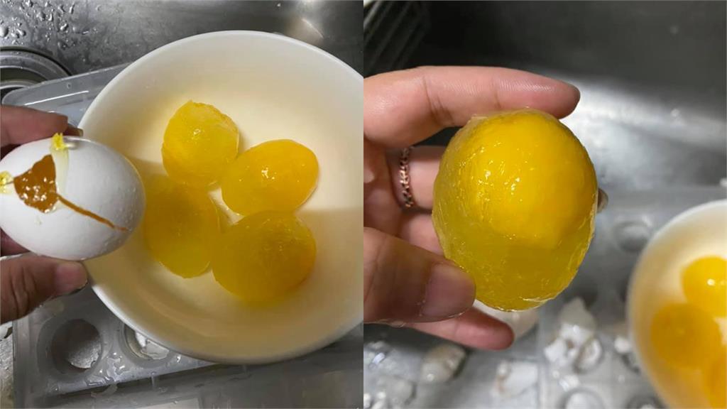雞蛋放冷藏竟結凍!內行人大推:這樣更好吃