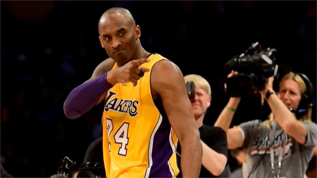 NBA/將Kobe視為弟弟 喬丹發聲明:他是最偉大球星之一