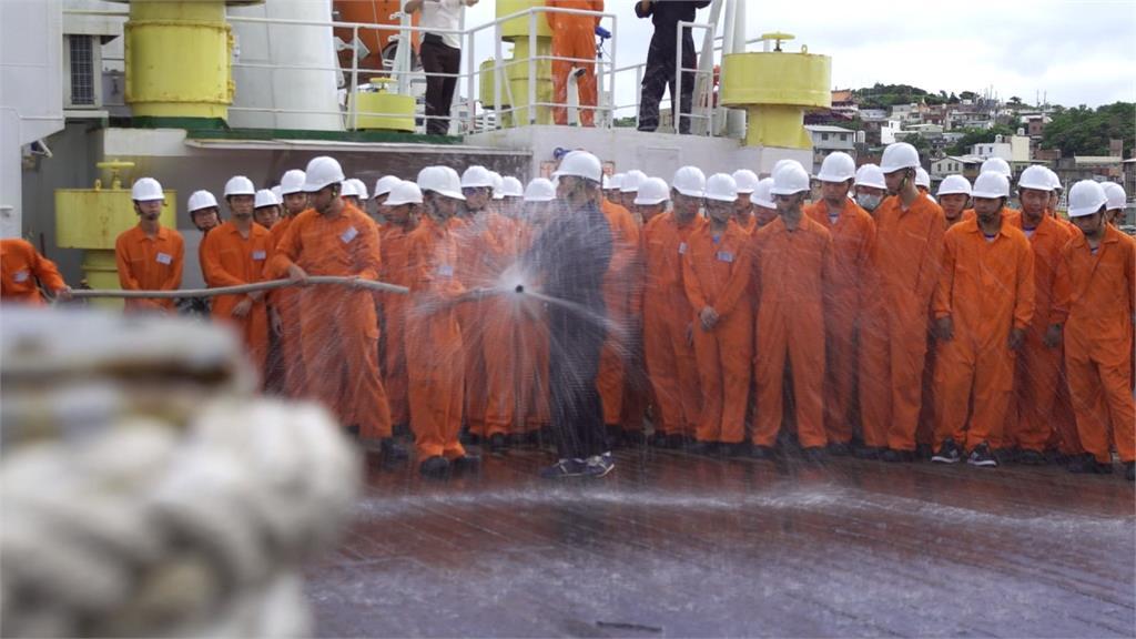 船員高薪500民眾搶考!女性合格率高於男性