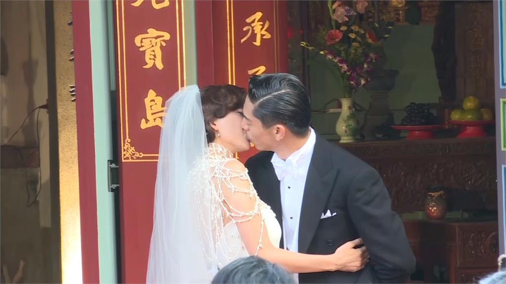 林志玲感動飆淚!Akira婚禮誓詞:讓你成為全世界最幸福的人