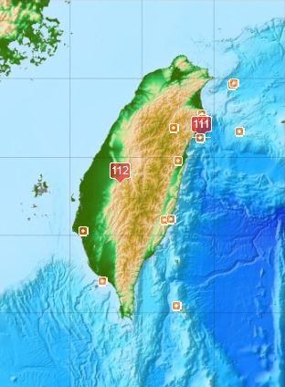 快訊/21:38發生有感地震 南投竹山規模4.7