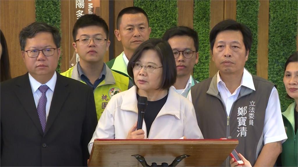 吉里巴斯與台灣閃電斷交 蔡總統堅定告訴中國「一國兩制不可能」