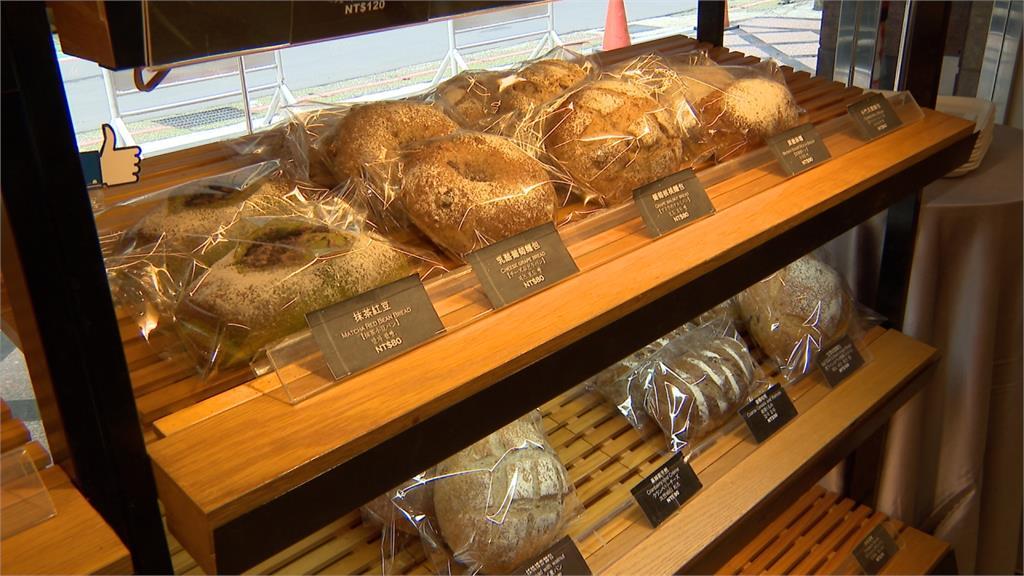烘培業防疫作戰!麵包獨立包裝、消毒液免費送