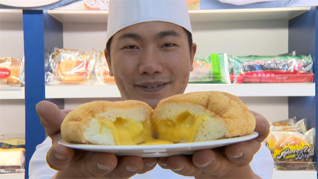搶烘焙商機!統一麵包組黃金戰隊研發新口味