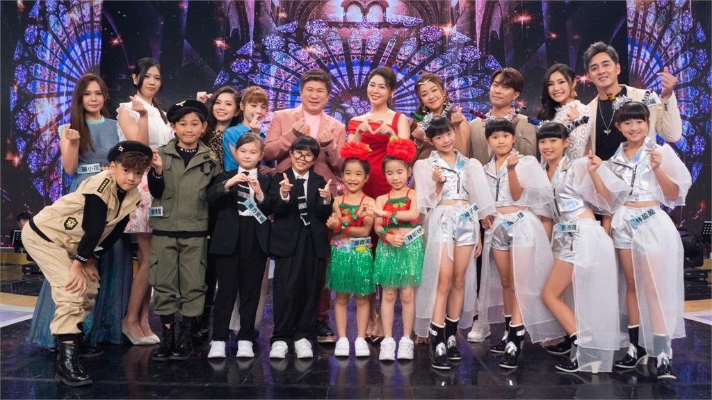 《台灣那麼旺》父親節特輯參賽者唱跳全力以赴!賴慧如、許仁杰客座評審超歡樂