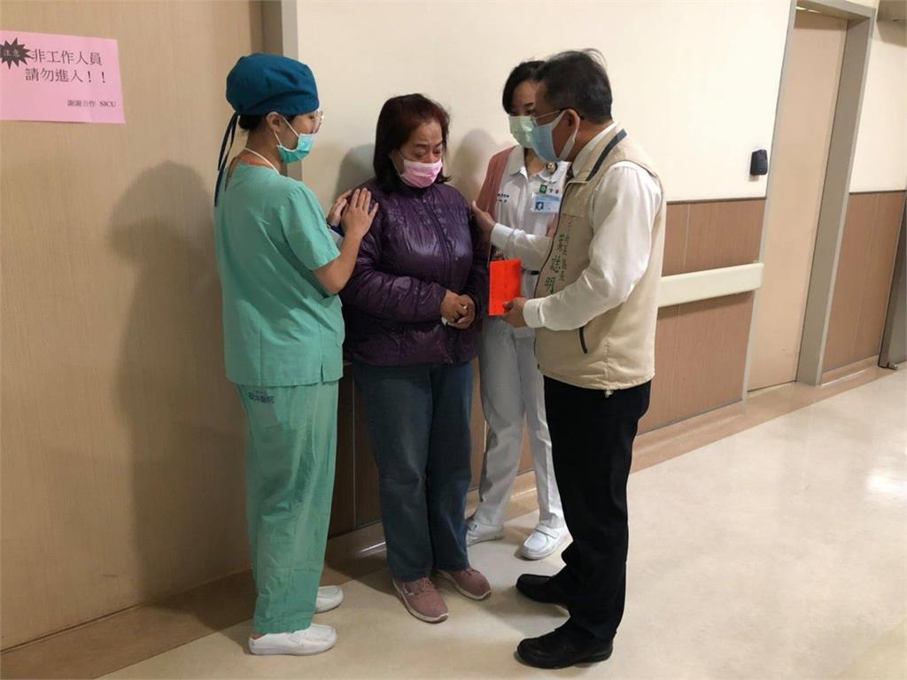 快新聞/台南護理師遭酒駕撞傷陷昏迷 黃偉哲籲捐款度難關
