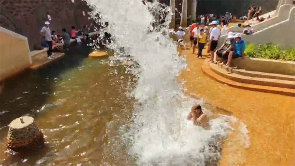 蘇澳冷泉園區重新開放 暑假試營運期間免費
