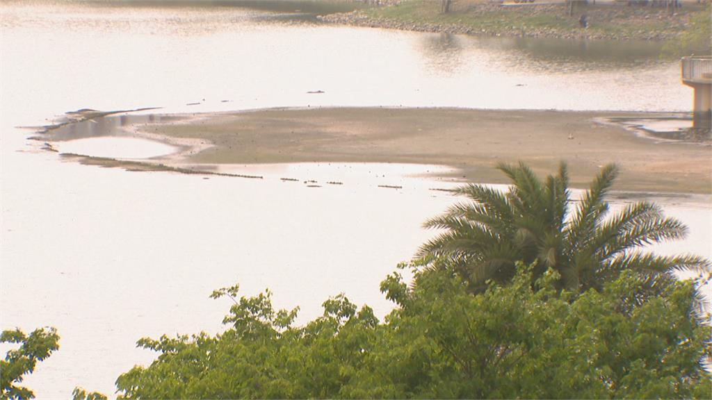 龍崎前牛埔里長爭取清淤有成 灌溉用水無虞