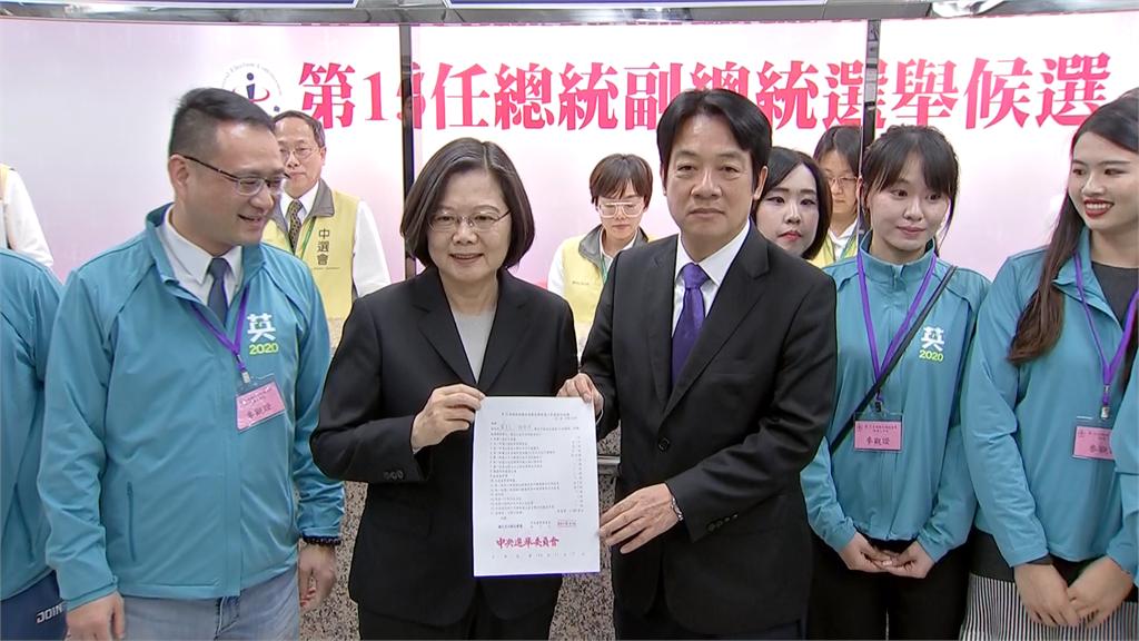 快新聞/回擊韓國瑜「總統府等一個良心」蔡英文:現在的良心會再做四年