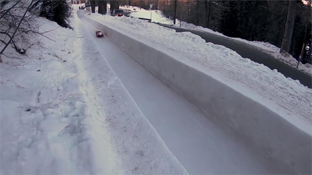雪車、拳擊雙棲小將楊柏威 洛桑冬季青奧17名作收